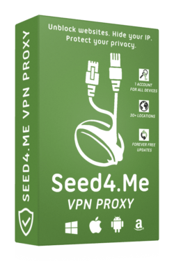 Seed4.Me VPN 6 Months Subscription Giveaway (Unlimited Traffic)
