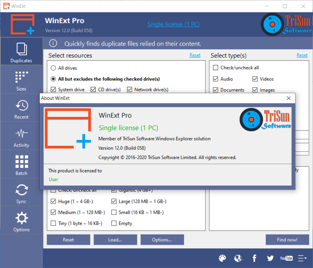 WinExt Pro Giveaway