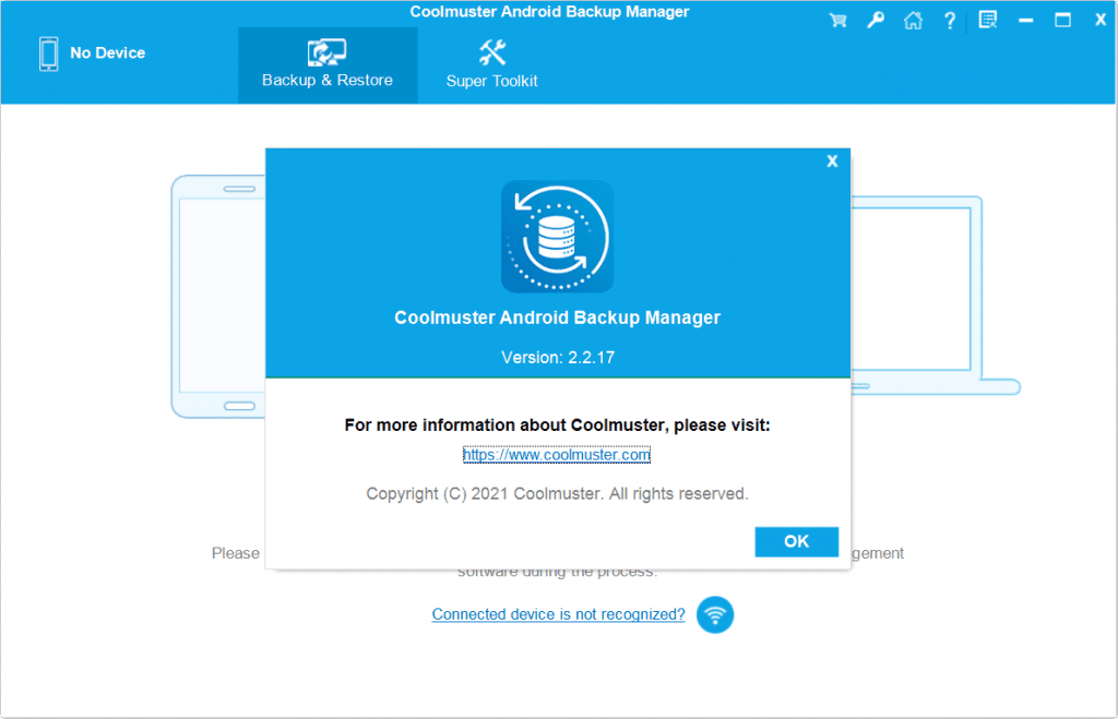 Coolmuster Android Backup Manager Giveaway